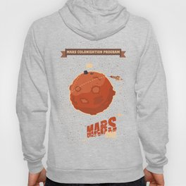 Mars colonization project Hoody