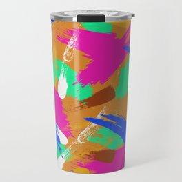 Terracotta Emotions Travel Mug
