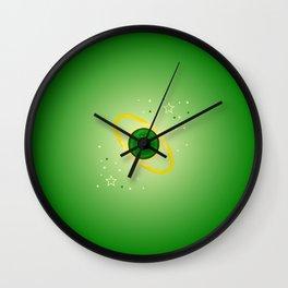 Jupiter Power Wall Clock