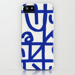Mysterious Writing iPhone Case