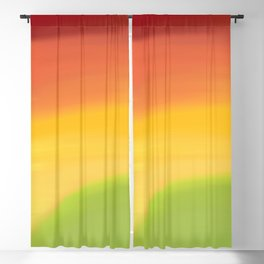 Summer Rose Blackout Curtain