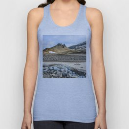 """Extrusion """"Camel"""" at the foot of the Avachinsky volcano Unisex Tank Top"""