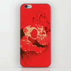 The Red Knight (Red Version) iPhone & iPod Skin