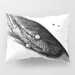 asc 474 - La tache noire (The black spot) Pillow Sham