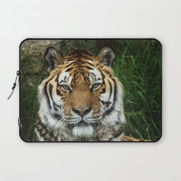 Majestic Fixed Tiger Stare Laptop Sleeve