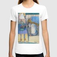 trumpet T-shirts featuring trumpet by Joasiekk