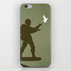 Conflict iPhone & iPod Skin