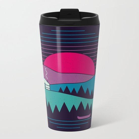 Back To Basics Metal Travel Mug