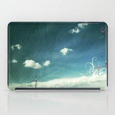skyred iPad Case