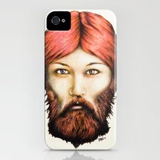 Wendy, The Bearded Lady iPhone (4, 4s) Slim Case