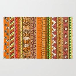 Yzor pattern 012 rich summer Rug