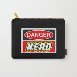 Danger Nerd by Chillee Wilson Carry-All Pouch
