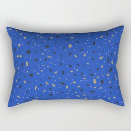 Granite (blue) Rectangular Pillow