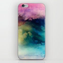 Rainbow Dreams iPhone Skin