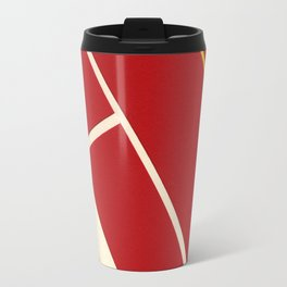 Running Track 123 Travel Mug