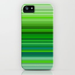 50 Shades of GREEN - Living Hell iPhone Case