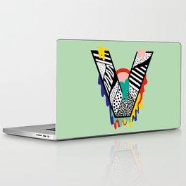 V for …. Laptop & iPad Skin