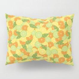 Citrus Carnival Pillow Sham