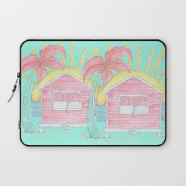 Beach Shack Vibes Laptop Sleeve