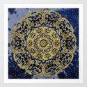 Night Sky Mandala by ninamay