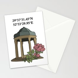 Tomb of Hafiz Stationery Cards