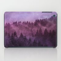 river iPad Cases featuring Excuse me, I'm lost // Laid Back Edit by Tordis Kayma