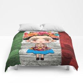 Frida Mexican Comforters