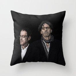 COEN BROTHERS Throw Pillow