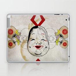 J_mask Laptop & iPad Skin