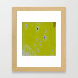 pure Sun for you Framed Art Print