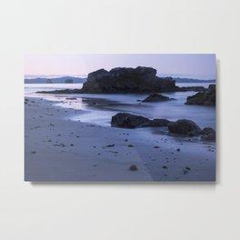 Hahei Beach Metal Print