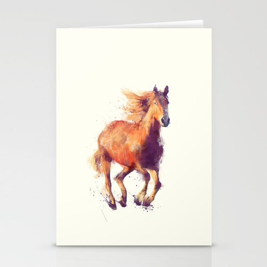 Horse // Boundless Stationery Cards