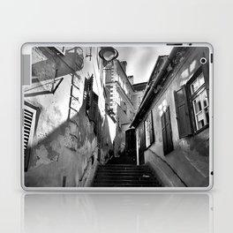 Sibiu B&W Laptop & iPad Skin