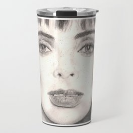 jessica jones... aka krysten ritter. Travel Mug