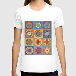 Kandinsky #45 T-shirt