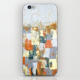Ode to Madame Clicquot iPhone Skin