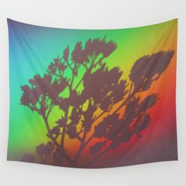 Rainbow's End Wall Tapestry