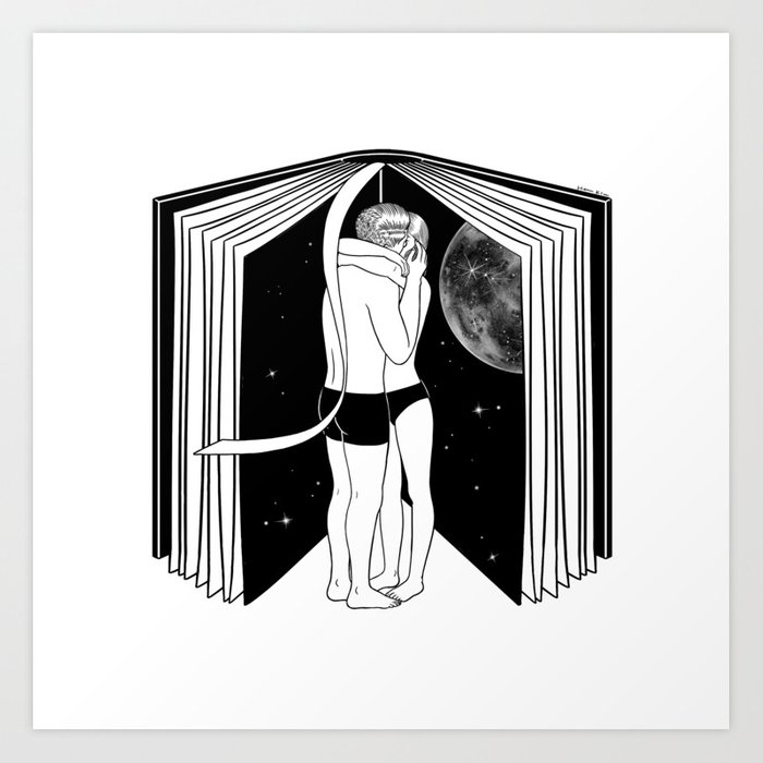 Good Chapter Art Print