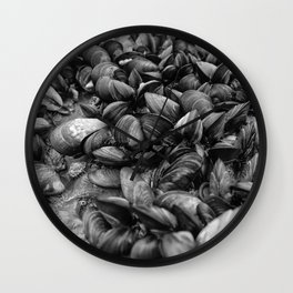 Mussell Shoals Wall Clock
