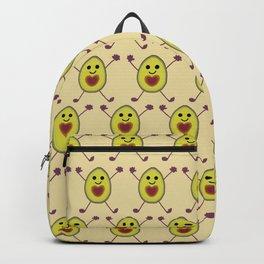 Let's Avocuddle AVOCADO Backpack