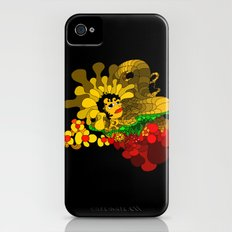 Beheaded with Flowers Slim Case iPhone (4, 4s)