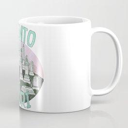 Memento Mori Graveyard Coffee Mug