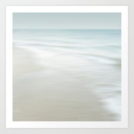 The Whisper of the Sea Art Print