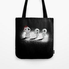 Snowdama Tote Bag