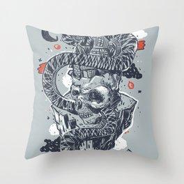 stillill Throw Pillow