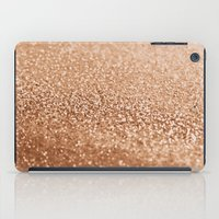 copper iPad Cases featuring COPPER by Monika Strigel