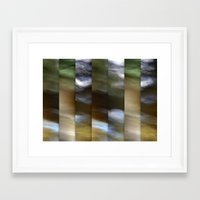 river song Framed Art Prints featuring River Song by Kitsmumma