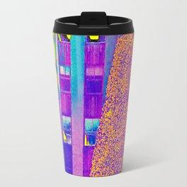 Radio City Music Hall with Holiday Tree, New York City, New York Travel Mug