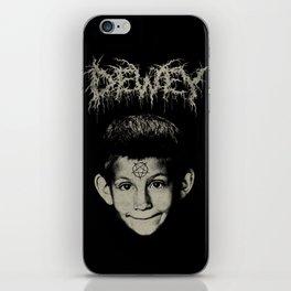 Dewey iPhone Skin