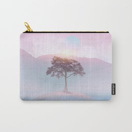 Lone tree vibes Carry-All Pouch